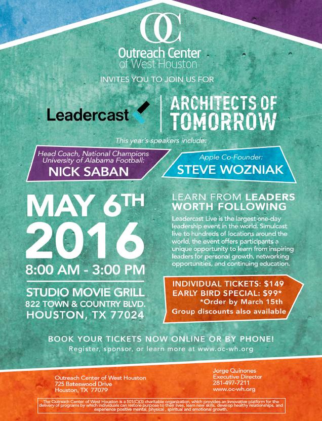 Leadercast 1