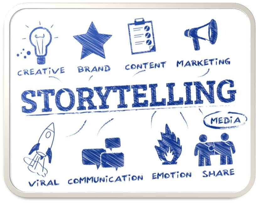 your brand needs a story