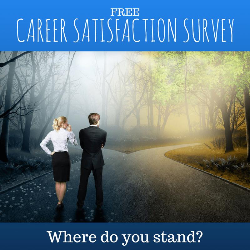 Take this career satisfaction survey