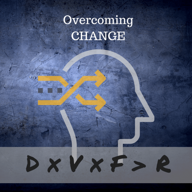 Overcoming change