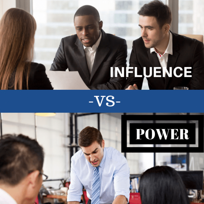 Influence v Power