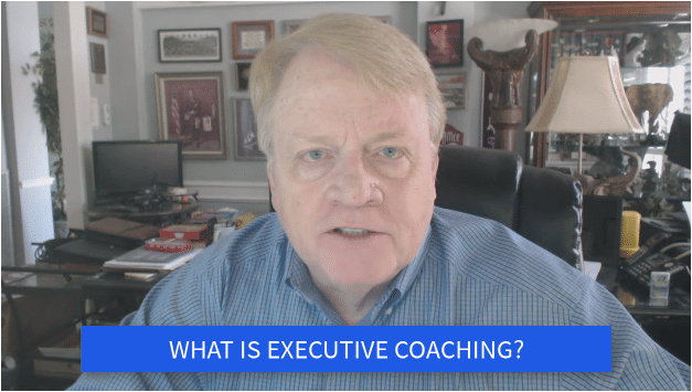Video on executive coaching by Doug Thorpe