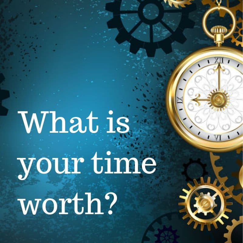 what is your time worth