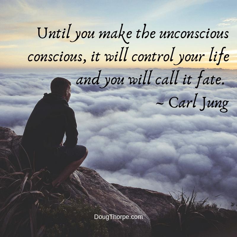 unconscious conscious