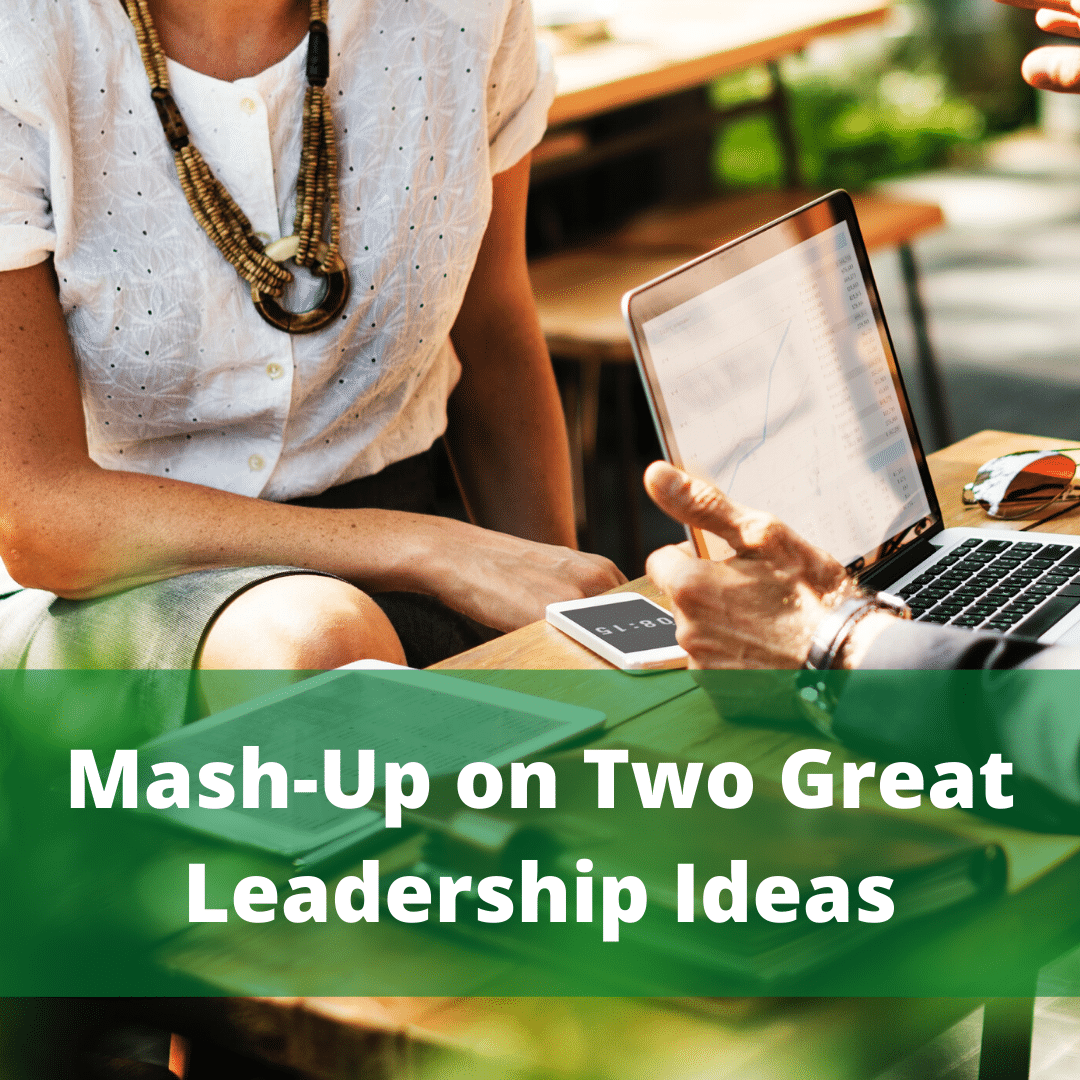 leadership mash-up