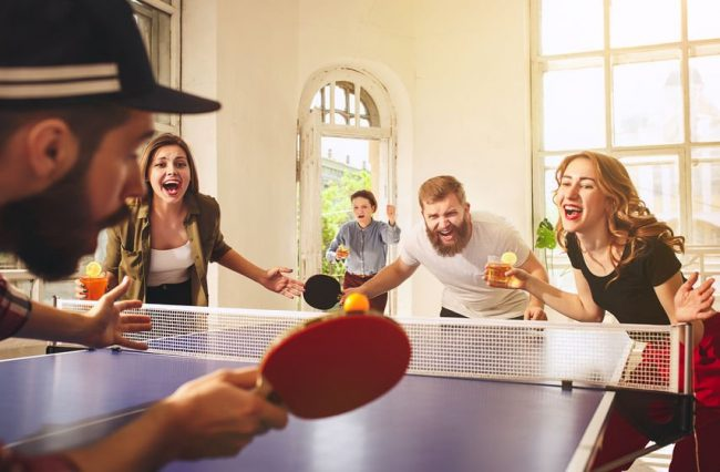 ping pong to save your relationship