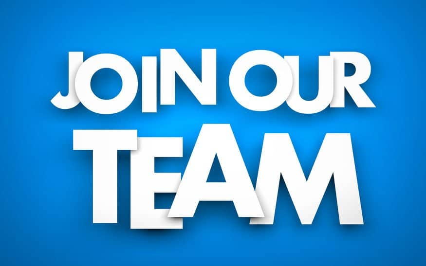 join our team graphic